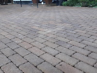 Permeable Paving Installation Oldham